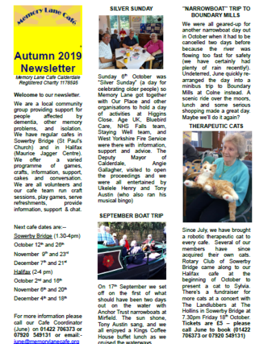 Autumn edition 2019
